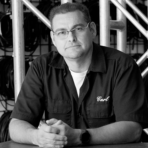 Carl Olson VP Operations Lighting Expert